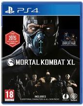 Playstation 4 Peli Mortal Kombat Xl