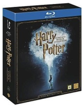 Harry Potter - Complete Box 8Blu-Ray