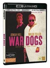 4Kblu-Ray War Dogs