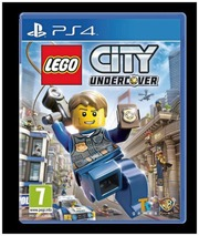 Playstation 4 Lego City Undercover