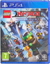 Playstation 4 Lego Nin...