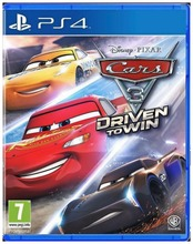 Playstation 4 Cars 3: ...