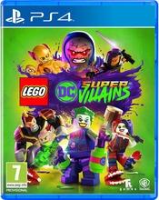 Playstation 4 Lego Dc Super Villains