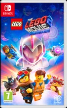 Nintendo Switch Lego Movie 2 Videogame