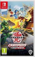 Nsw Bakugan: Champions Of Vestroia