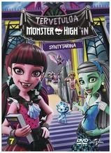 Monster High - Tervetuloa Monster Highin Dvd