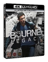 4Kblu-Ray Bourne Legacy