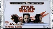 Star Wars Keräilykortit The Last Jedi