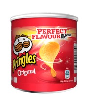 Pringles Small Can Original 40G