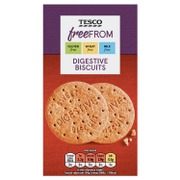 Tesco Free From 160g Digestive Biscuits digestivekeksi gluteeniton