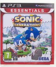 Playstation 3 Sonic Ge...
