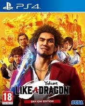 Ps4 Yakuza: Like A Dragon