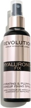 Makeup Revolution Hyaluronic Makeup Fixing Spray Kiinnityssuihke
