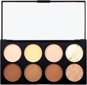 Makeup Revolution 8 Ultra Contour Palette Korostus-Ja Varjostusväripaletti