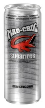 Mad Croc 250ml Sugar F...