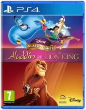 Playstation 4 Aladdin And The Lion King