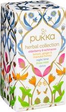 Pukka 20P Herbal Collection Luomu Teelajitelma