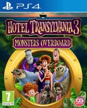 Playstation 4 Hotel Transylvania 3: Monsters Overboard