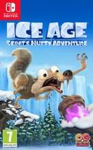 Nintendo Switch Ice Age: Scrat's Nutty Adventure