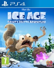Playstation 4 Ice Age: Scrat's Nutty Adventure