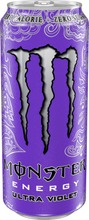 Monster Energy Ultra Violet energiajuoma tölkki 50cl