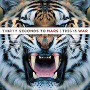 Cd 30 Seconds To Mars: This Is War