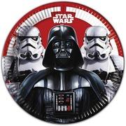 Star Wars Pahvilautanen 23Cm 8Kpl