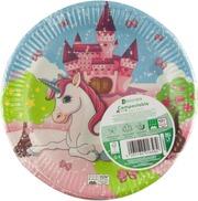 Unicorn 23Cm Fsc Compostable Lautanen