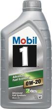 Mobil 1 1L Täyssynteettinen Moottoriöljy 0W-20