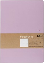 Muistivihko Qc A5 Vaaleanpunainen