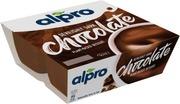 Alpro Dessert Soijapohjainen Tummasuklaa-Jälkiruoka 4X125g
