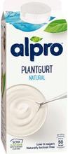 Alpro Plantgurt Hapatettu Soijavalmiste, Maustamaton 750G