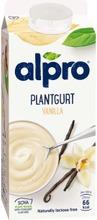 Alpro Plantgurt Hapatettu Soijavalmiste, Vanilja 750G