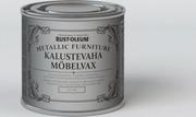 Rust-Oleum Metallic Kalustevaha 125Ml Silver