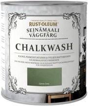 Rust-Oleum Chalkwash 1L Seinämaali Vesiohenteinen Vihreä