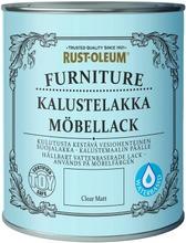 Rust-Oleum 125Ml Kalustelakka Matta Väritön