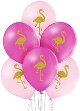 Ekoilmapallo Flamingo 6 kpl/pkt