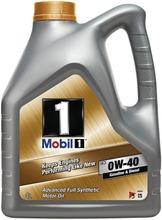 Mobil 1 4L Moottoriöljy Fs 0W-40