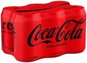 6-Pack Coca-Cola Zero ...