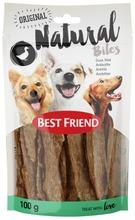 Best Friend Natural Bites Ankkafilee 100G