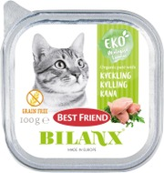 Best Friend Bilanx Luomu Kanapatee 100G
