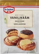 Dr. Oetker Vaniljakreemi 100 G