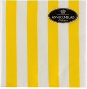 Asp 25 Cm Lautasliina Big Stripes