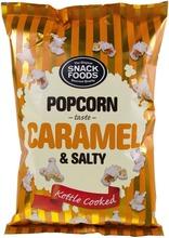 Snack Foods 65G Popcorn Caramel & Salty