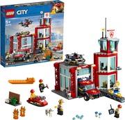 Lego City 60215 Paloasema