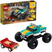 31101 Monsteriauto Lego