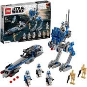 75280 501. Legioonan™ Kloonisoturit Lego