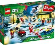 60268 Joulukalenteri Lego