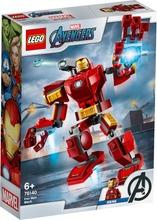 76140 Iron Man -Robott...