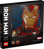 31199 Marvel Studios Iron Man Lego